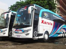 Mercedes Benz OC 500 RF 2542 Credit Foto by IndoBusSpotters