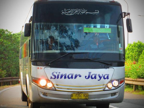 Nomor Telepon Agen Bus Sinar Jaya Harga Tiket Terbaru Mei 2019