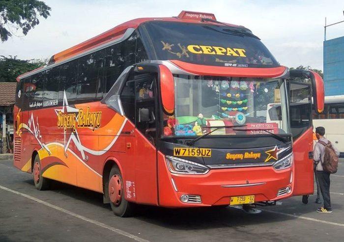 Jadwal Keberangkatan Bus Sugeng Rahayu 2019 Terbaru Suka