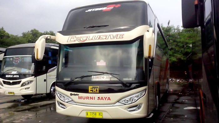 Harga Tiket Dan Rute Bus Murni Jaya Mudik 2019 Suka Bis Info Bus