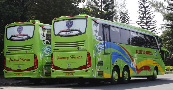 Harga Tiket Dan Agen Bus Gunung Harta 2019 Suka Bis Info