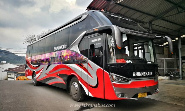 Jadwal dan Harga Tiket Bus Bhinneka Terbaru 2020 - Suka ...